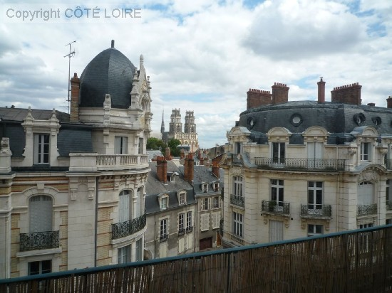 vente appartement 3 pi�ces, 90m habitables, � ORLEANS REPUBLIQUE